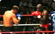 combat le Banner contre Fernando Hoost